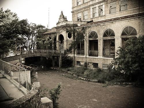 Baker Hotel Entrance