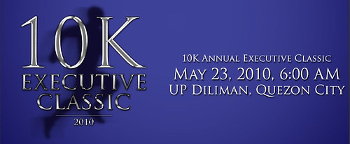 10K Executive Classic Run 2010