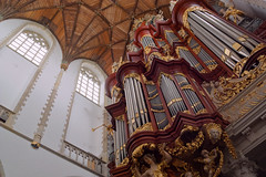 Grote of St. Bavo - Müllerorgel