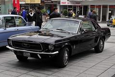 FORD Mustang (Michael Dring) Tags: fordmustang bochum altstadt d300 afs2470 michaeldring bongardstrase 11bochumeroldtimermeile