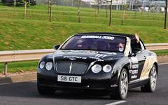 Bentley Continental GTC (Martijn Beekmans) Tags: auto car nikon continental 3000 bentley vr gumball gtc gumball3000 d90 1685