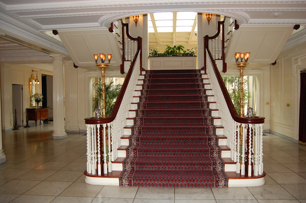 Grand  Staircase -George  Eastman House