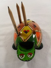 Pencil Holder Ladybug, Owl, Frog, Hedgehog Funny (traditional-from-romania.ro) Tags: wood funny cross handmade traditional mortar handpainted garlic handcrafted romanian pestle religiousobjects pencilholder folkculture naturalmaterial woodcrosses traditionalfromromania woodpencilholder cultitem