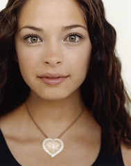 Kristin Laura Kreuk (VibroFon) Tags: people black wearing portraits photography 1 clothing women colorphotography performingarts longhair shapes jewelry shirts northamericans prominentpersons celebrities whites females brunette performers adults canadians necklaces heartshapes actresses tanktops youngadults headandshouldersportraits studioportraits casualclothing clothingaccessories kristinkreuk headandshouldersstudioportr televisionactresses