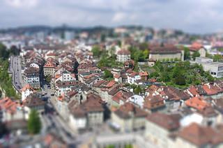 Fribourg miniature