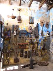 atelier of djibril sagna, gore (staffan) Tags: africa art senegal dakar sculptures gore afrique sngal djibrilsagna