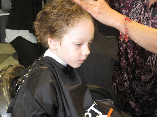 Jack at Super Cuts