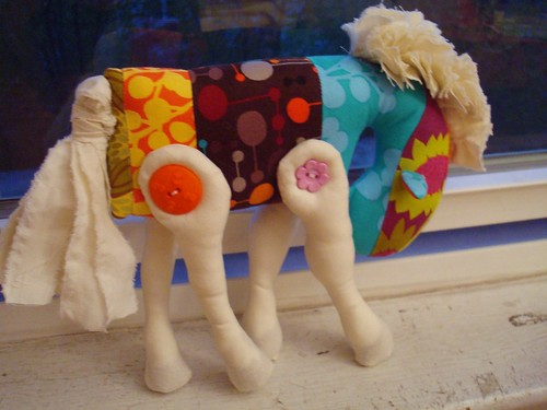 patchwork horse 3