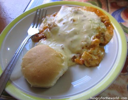 hanabel lasagna