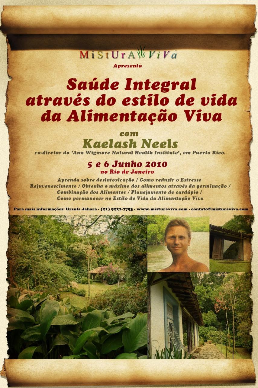 Workshop - 5 e 6 de Junho - no Rio de Janeiro