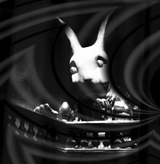 The Honorable Hare attends La Boheme