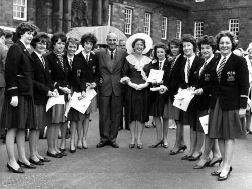 Penilee School, Gold Duke of Edinburgh Awards