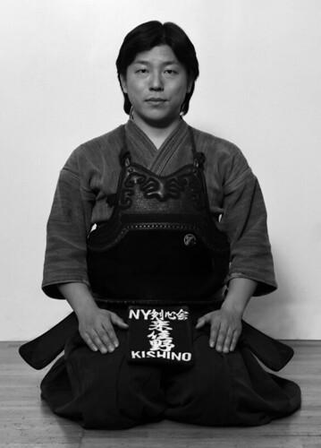Kishino Sensei