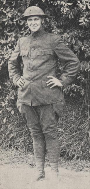 Paul M Nash 1918 by UA Archives  Upper Arlington History
