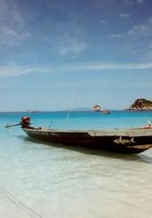 Thailandia - Koh Tao, Agosto 1997 (Paolo Motta) Tags: beach del gulf falls ko samui siam golfo spiaggi thay monsone