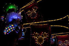 Spectro-Man (MattFuller) Tags: disney disneyworld magickingdom spectromagic spectromagicparade spectroman