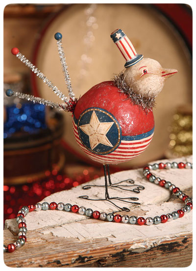 Country-Sampler-Patriotic-bird