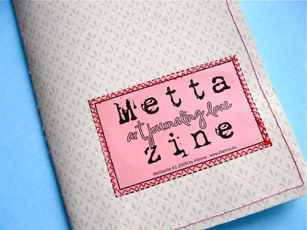 Zine Review: Mettazine
