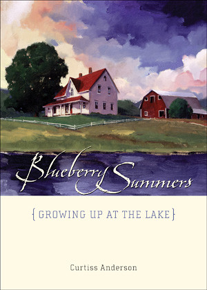Blueberry Summers Cover