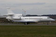 OY-VIK - 85 - Air Alsie - Dassault Falcon 7X - Luton - 100413 - Steven Gray - IMG_9841