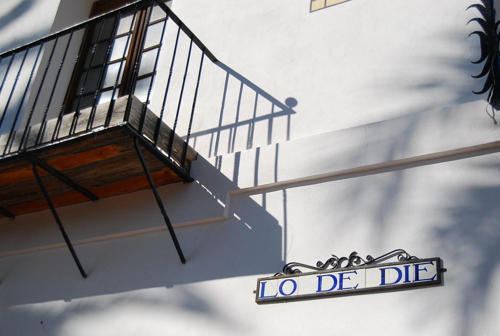 Balcón de Finca Lo de Die
