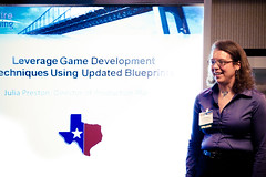 ELS 2010 - Julie Preston - Are Games the Same