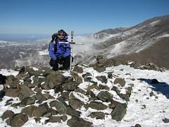 Cumbre del Lomas Blancas
