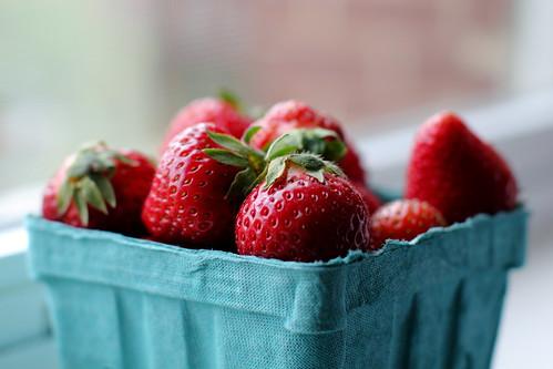 Pint of Strawberries