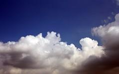 Clouds (limetwr) Tags: blue sky cloud weather clouds cumulus skyandclouds badweather meteorology cirrus meteo fairweather meteoforecast