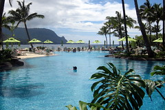 Kaua'i - Princeville: St. Regis Princeville Pool