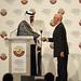 H.H. Sheikh Hamad Bin Khalifa Al Thani, Klaus Schwab - World Economic Forum Global Redesign Summit 2010