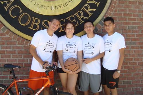 Jose, Roxana, Francisco y Francisco