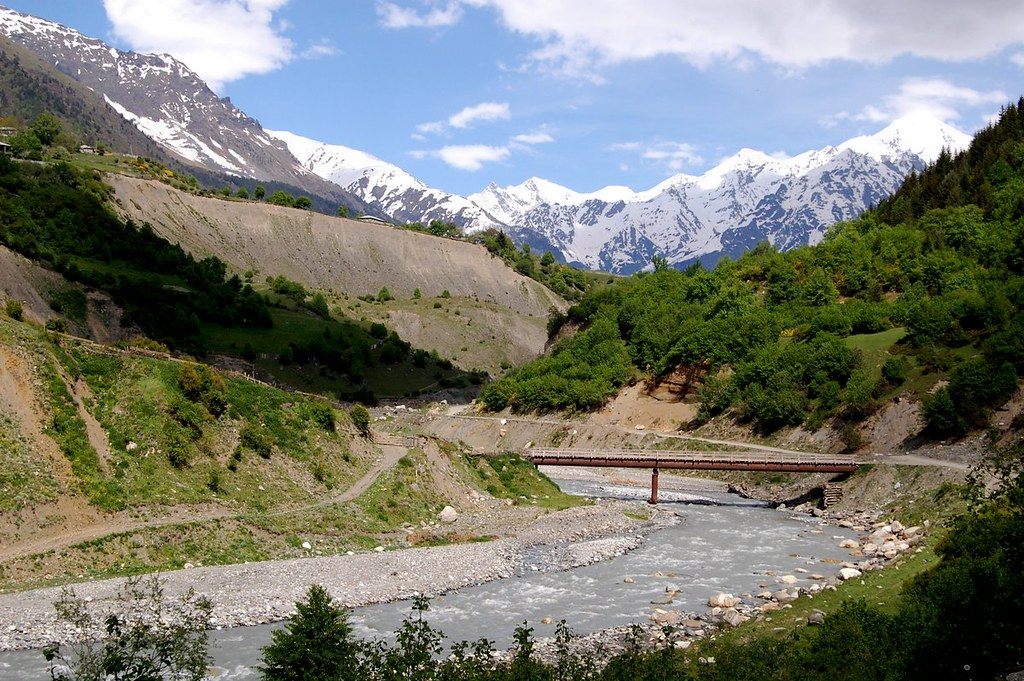 Impressions of Svaneti in May 2010