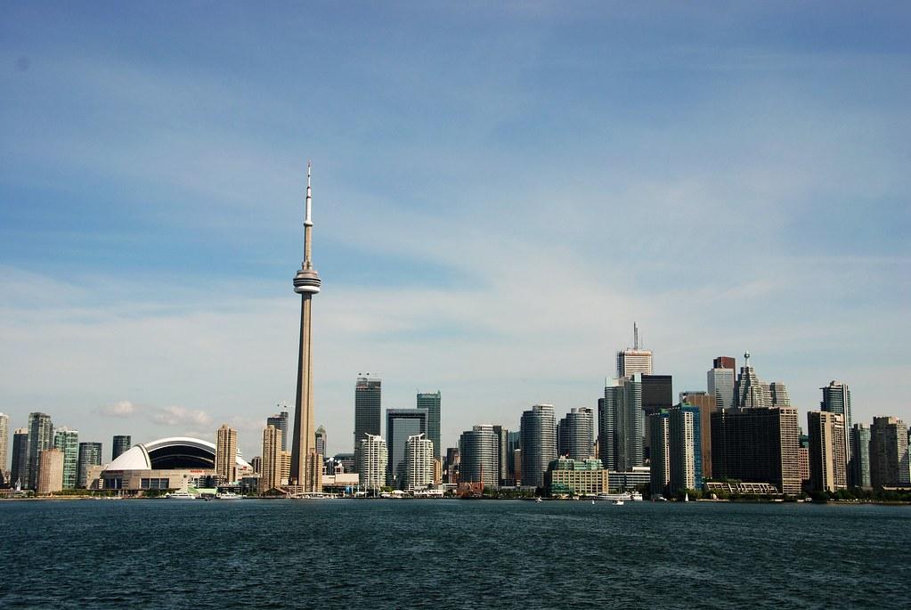 Toronto Skyline, Ontario, Canada