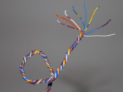 Wire Twisting - 28