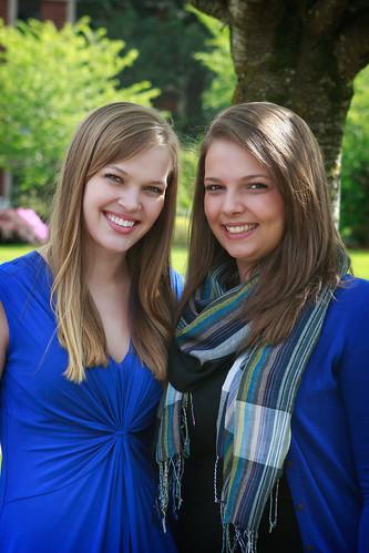 Nina and Hanna