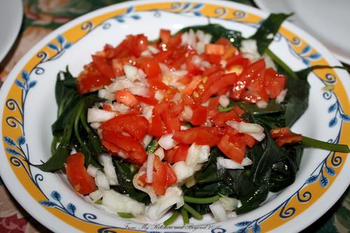 Kamote Salad