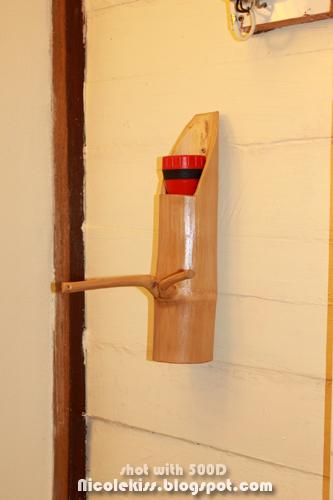 torch light holder
