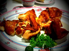 Roast chicken, Beng Hiang Restaurant