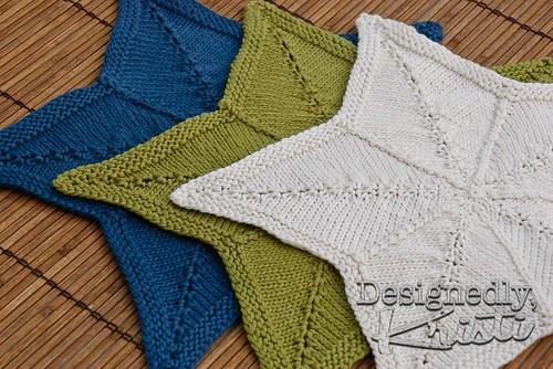 tuto tricot etoile