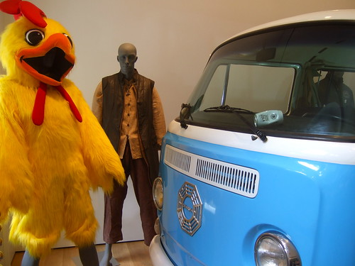Mr Cluck, Other costume, Dharma van