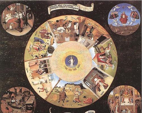 Bosch's Seven Deadly Sins