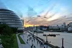 a walk on Thames
