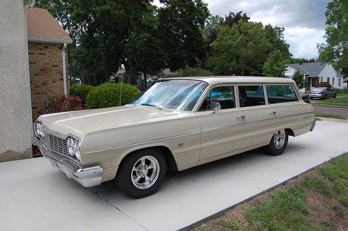1964 Chevrolet Bel Air Wagon