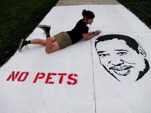 Duke Ellington hates pets