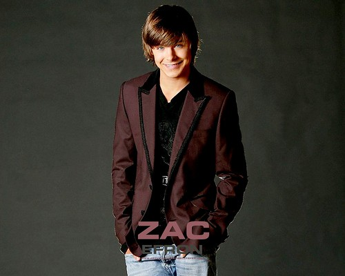 zac Hollywood actor wallapper
