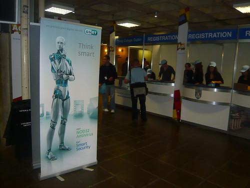 Estudiante argentino gana el Premio Universitario 2011 de ESET