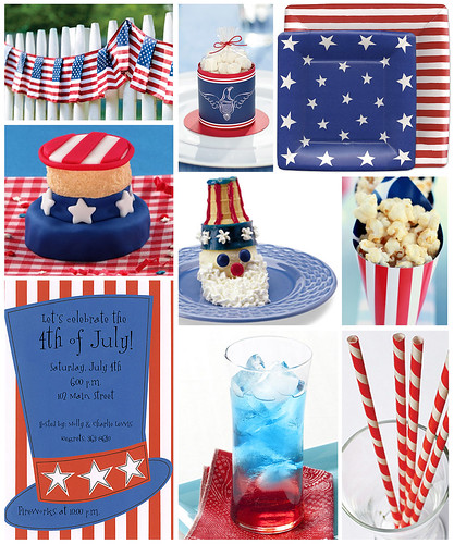 Uncle Sam Themed Party