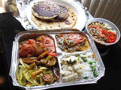 Flatiron Lunch: Chennai Garden Lunch Buffet To Go ...