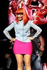 Nicki Minaj (12) (mikeyallswell) Tags: show music boston comcast concert woods kevin dj sam adams live clinton stage great bob center chub class cruz rudolph hip hop rap drake chubby sparks lupe nicki trey 945 mansfield birdman jamn fiasco tiao ludacris songz wjmn minaj